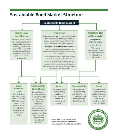 Sustainable Bond Market Market Structure