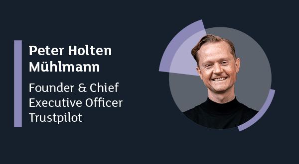 Peter Holten Mühlmann, Founder & Chief Executive Officer, Trustpilot